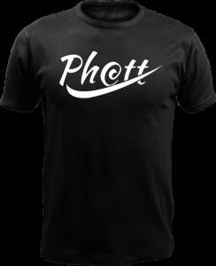 Phatt Circle Neck TShirt